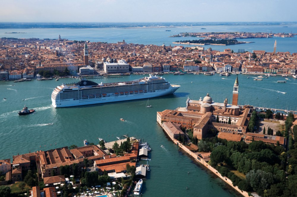 Grand Voyage Northbound with MSC Cruises - 21 Nights