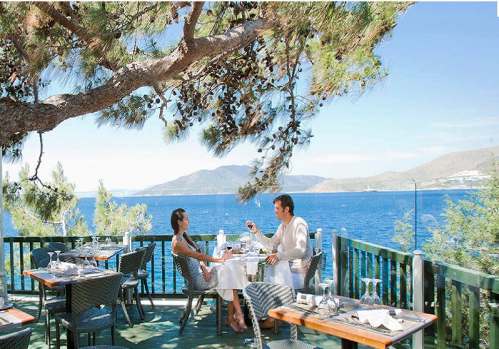 Bodrum Palmiye Resort Turkey - 7 Nights
