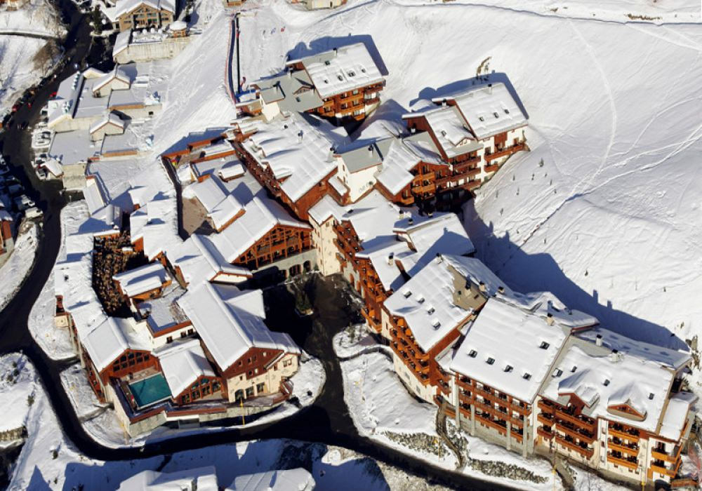 Skiing in Peisey Vallandry France - 7 Nights