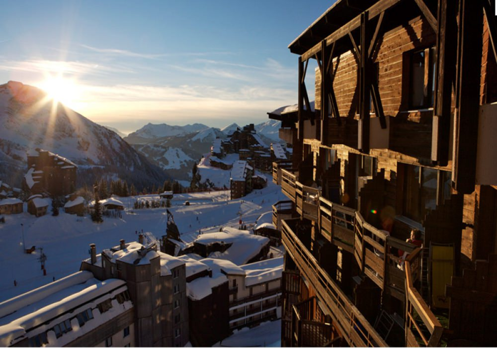 Skiing in Avoriaz France - 7 Nights