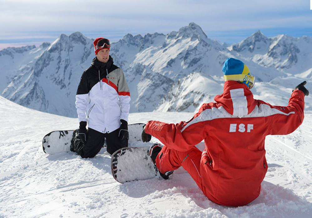 Skiing in Arcs Extreme France - 7 Nights - Last Minute Deal