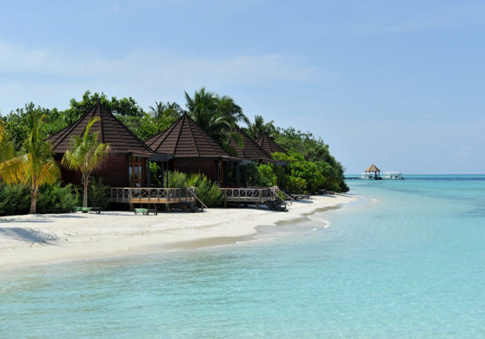 4* Komandoo Beach Villa Maldives - 7 Nights