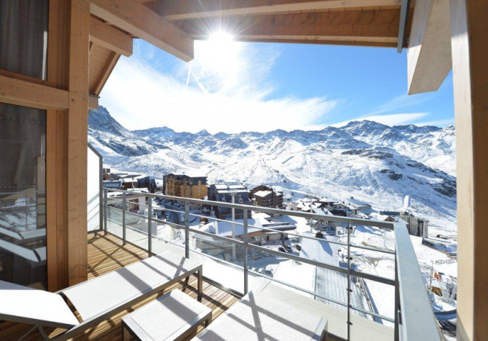 Skiing in Val Thorens Sensations France - 7 Nights