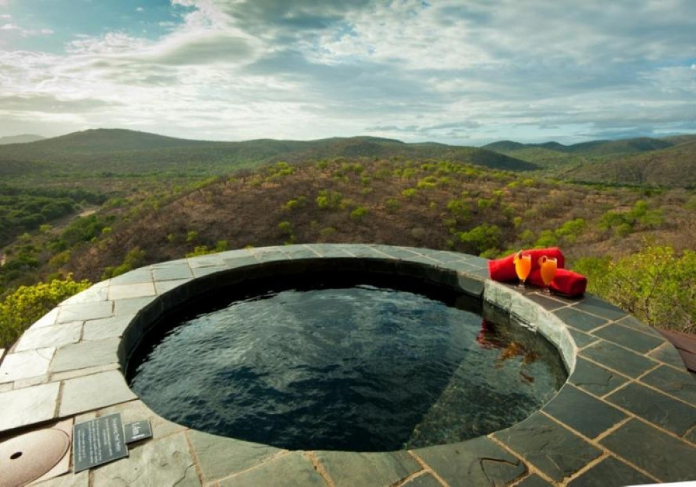 4* Leopard Mountain Game Lodge - Near Hluhluwe