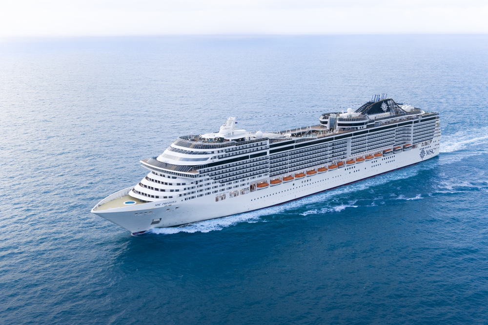 Cruise Europe aboard the MSC Preziosa - 7 Night