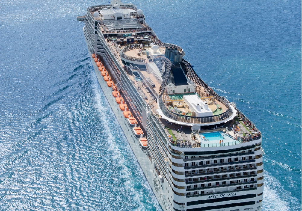 Cruise the United States aboard MSC Divina - 7 Nights