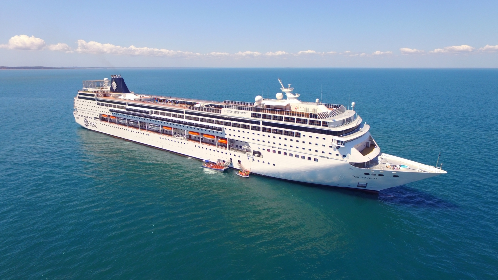 4 Night Cruise to Portuguese Island aboard MSC Sinfonia