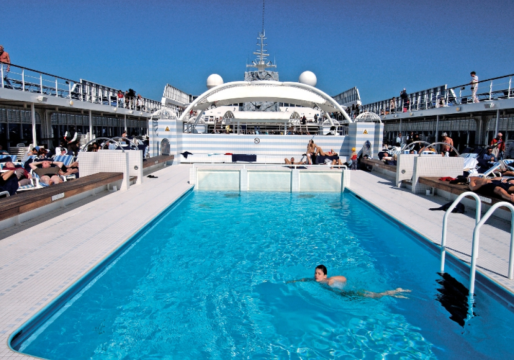 Easter Cruise aboard MSC Sinfonia - 3 Nights