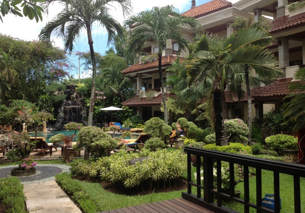 3* Parigata Resort & Spa Bali - 7 Nights