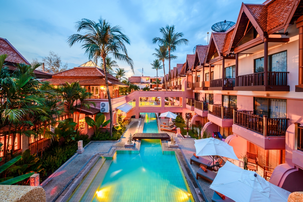 4* Seaview Patong Hotel - Winter Warmer Phuket - 7 Nights