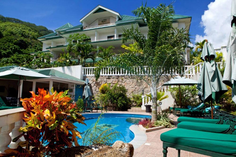 3* Hanneman Holiday Residence - 5 Nighs - Mahe Seychelles