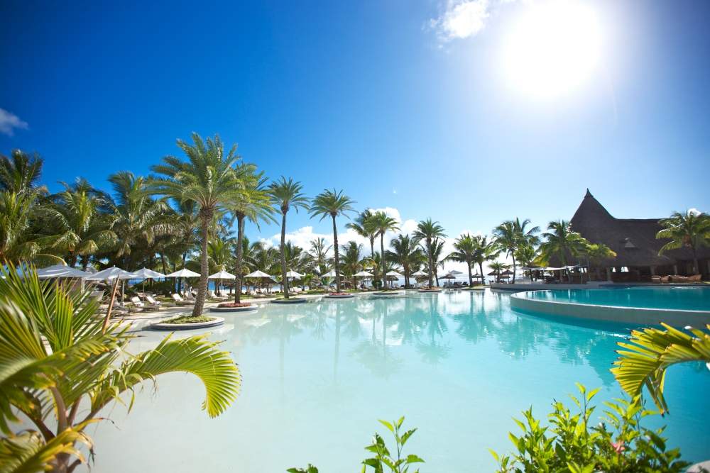 Lux* Belle Mare - Mauritius - 6 Nights