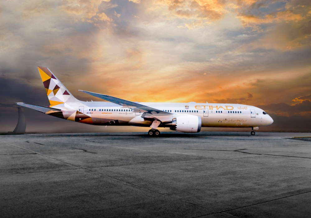 May Madness Etihad Economy Class SALE