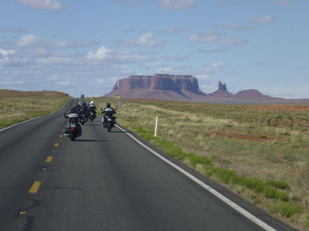 Wild West 1 Guided Motorcycle Tour - USA - 7 Nights