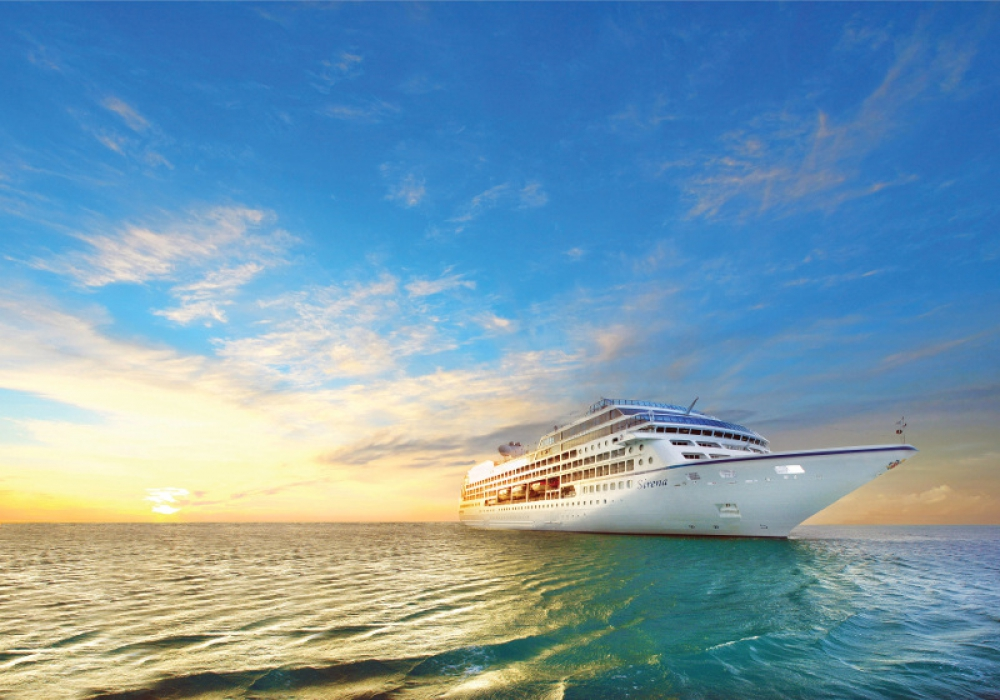 Cruise the Mediterranean on Board the Oceania Sirena - 11 Days