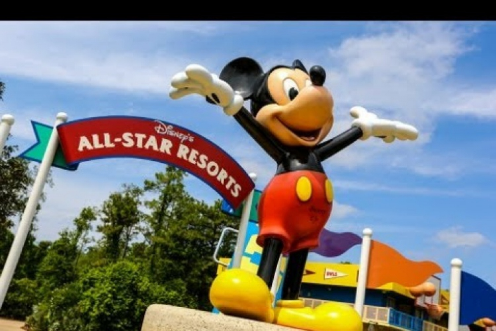Disney's all-star Resort - 5 Nights - United States