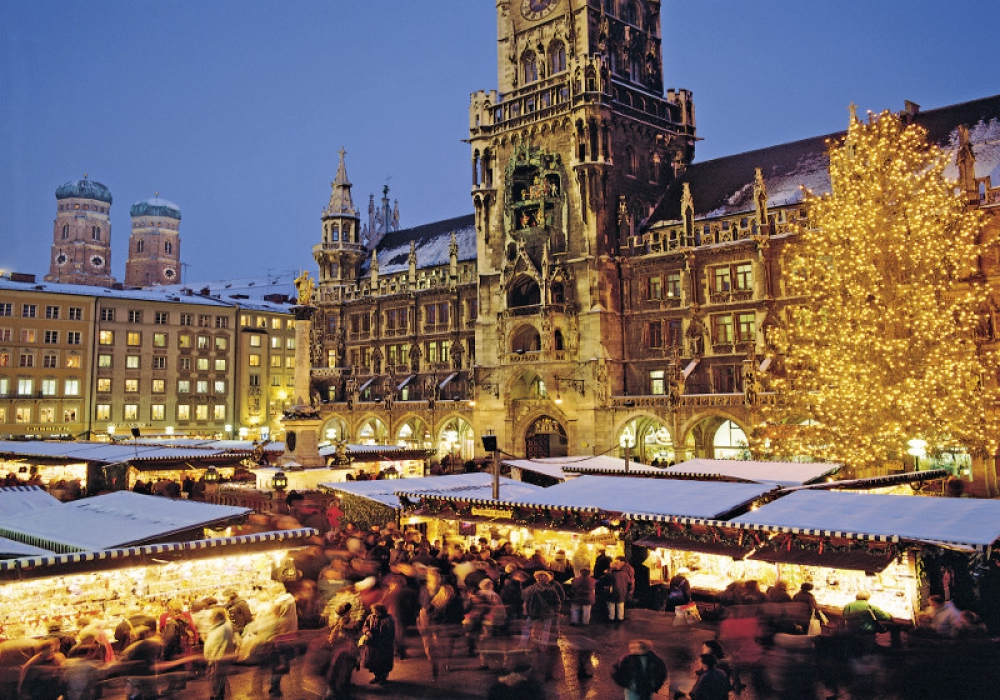 Christmas Market of Poland, Prague & Germany - 8 Days