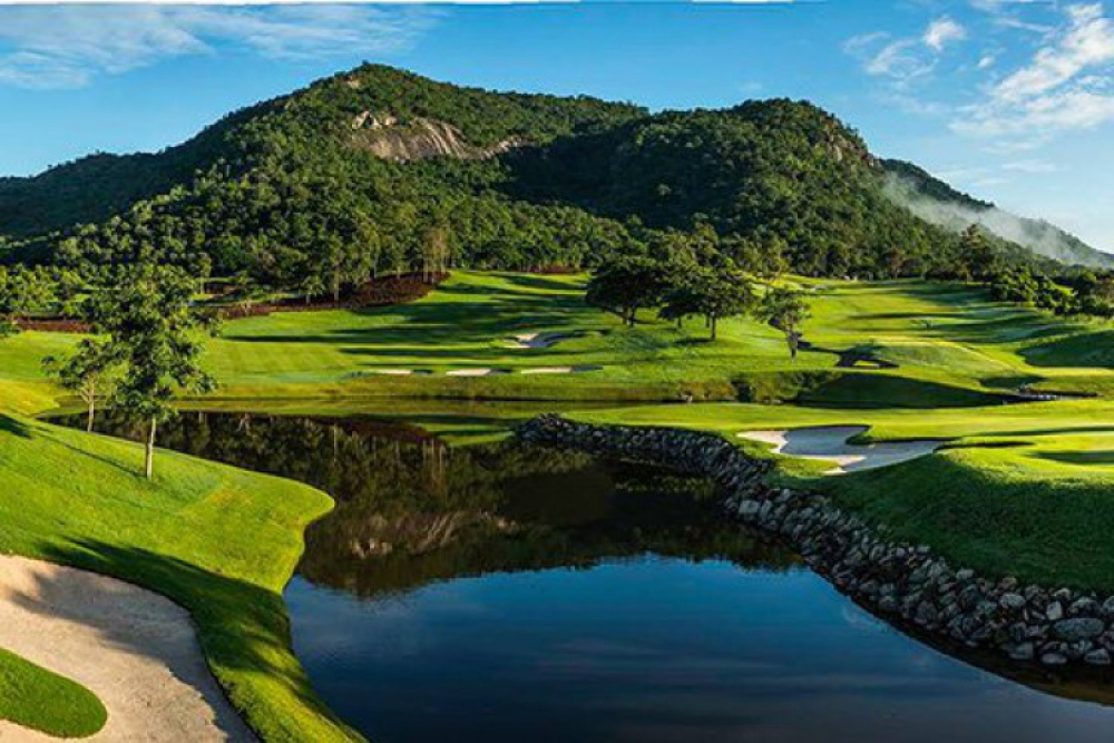 Pattaya Golf Tour Bangkok - 9 Nights