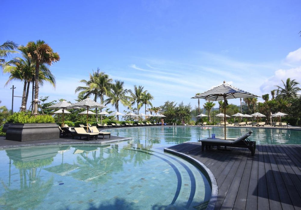 5* Hilton Phuket Arcadia Resort & Spa - 7 Nights