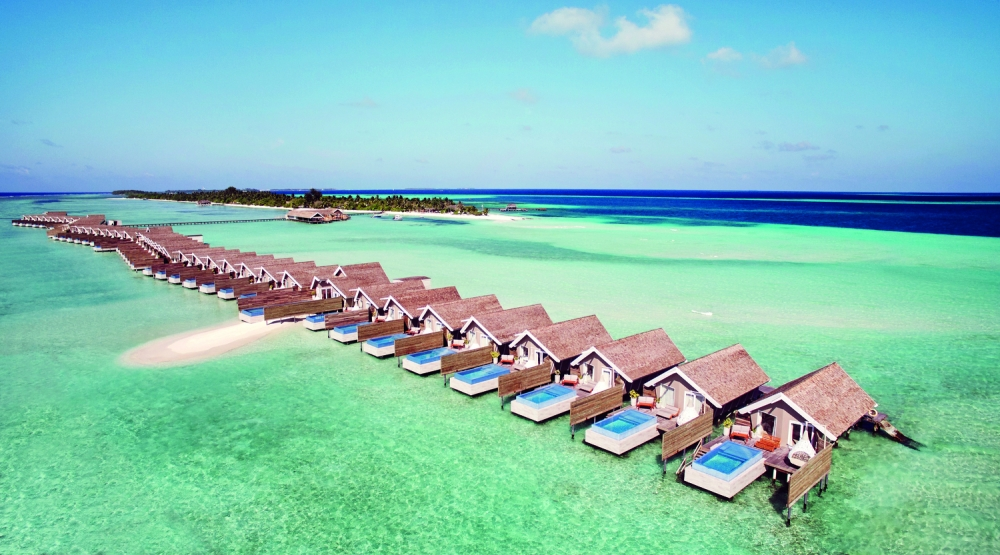 LUX* South Ari Atoll - Maldives - Honeymoon Special
