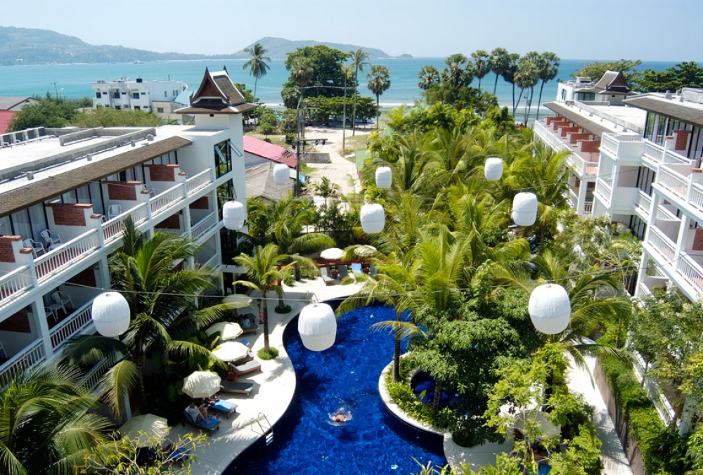 3* Sunset Beach Resort - Phuket - 7 Nights
