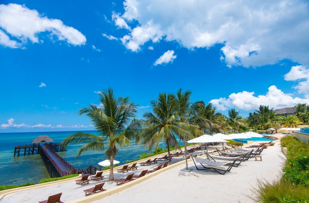 5* Sea Cliff Resort & Spa - 7 Nights - Zanzibar