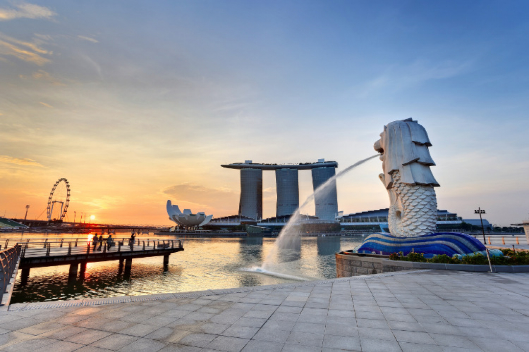 5* Pan Pacific - Singapore - 4 Nights